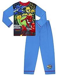 Pijama de Power Rangers Beast Morpher para niños de 4 a 10 años
