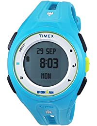 TIMEX Watch RUN X20 GPS IROMAN Unisex - TW5K87600