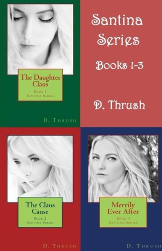 Santina Series: Books 1-3 -