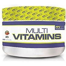 MM Supplements - Multi Vitaminas - 60 cápsulas