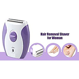 Maxel Ak2001 Rechargeable Lady Shaver Trimmer Razor