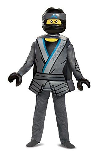 Nya Movie Deluxe M (7-8 J.), 127-136cm (Nya Ninjago Kostüm)