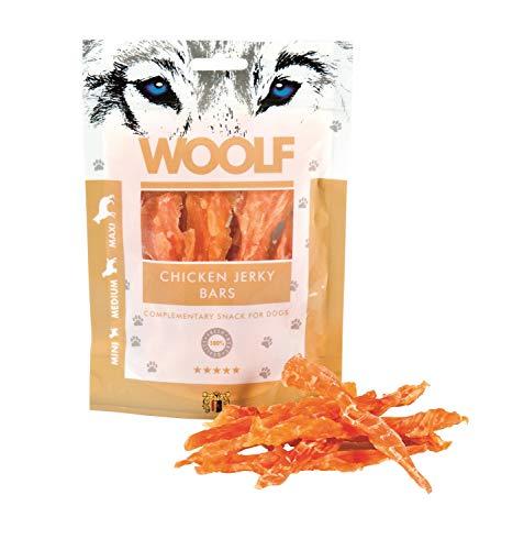 Woolf Cane, Snack Filetto di Pollo Essiccato gr.100