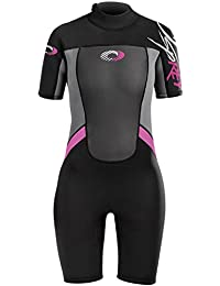 Osprey Girl's Origin Shorty 3/2 mm Wetsuit - Multiple Colours