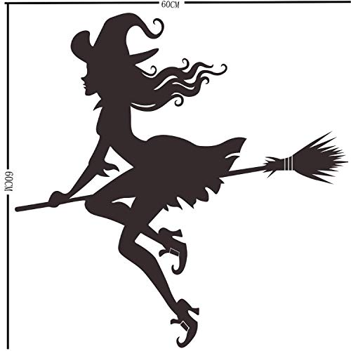 grund Wanddekoration Entfernbarer Wandaufkleber Halloween ()