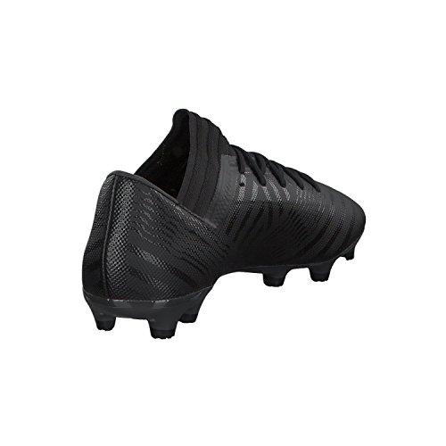 adidas Nemeziz 17.3 FG, Chaussures de Football Homme, Blanc Multicolore (Cblackcblackhiregr)