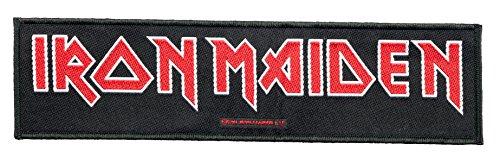 Unbekannt Iron Maiden parche-Logo-Iron Maiden