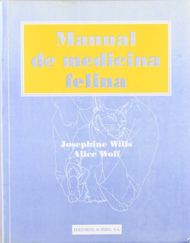 Manual de medicina felina por Josephine Wills