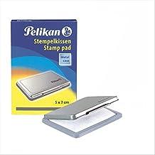 Pelikan 331256 - Tampón nº 3 con almohadilla sin entintar, 5 x 7 cm