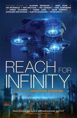 [(Reach for Infinity)] [Author: Jonathan Strahan] published on (May, 2014)