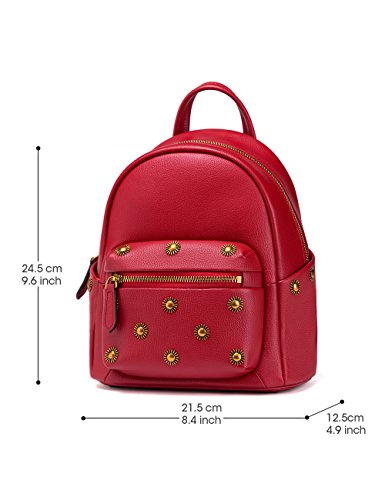 LA'FESTIN, Borsa a zainetto donna Small Red