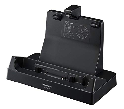 Panasonic FZ-VEBG11AU Desktop Portreplikator mit Output VGA and HDMI für Toughpad FZ-G1 schwarz (Desktop Panasonic)