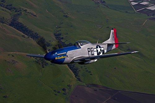 scott-germain-stocktrek-images-a-p-51d-mustang-in-flight-over-hollister-california-photo-print-8687-