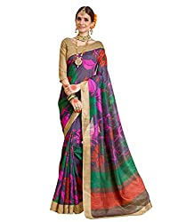 Glory Sarees Ethnic Wear Women's Sarees (gloryart03_bluecolor)