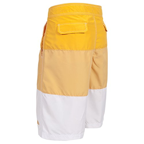Trespass Men's Fred Swim Shorts Gelb - Sonnenblumengelb