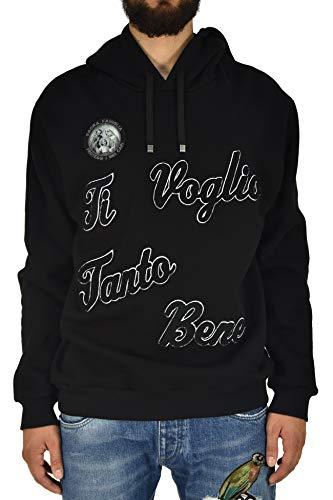 Dolce&Gabbana Sweatshirt Holy Family Herren - Größe: 52 - Farbe: Schwarz - Neu