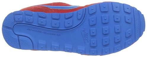 Nike Md Runner 2 (Psv) Scarpe da ginnastica, bambini Multicolor (UNIVERSITY RED / PHT BLUE OBSDN)