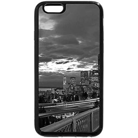 6S-Cover per iPhone Plus, iPhone 6 Plus Case & bianco