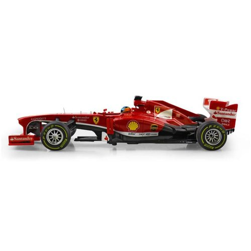 RC Rennwagen kaufen Rennwagen Bild 1: FERRARI F138 - original RC ferngesteuertes Lizenz-Fahrzeug F1 Formel 1 Formula One im Original-Design, Modell-Maßstab 1:18, RTR inkl. Fernsteuerung*