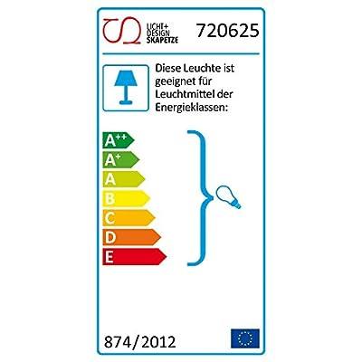 s`luce Optix Glas Deckenleuchte, Ø28cm V28117/2C280 von Licht-Design Skapetze GmbH & Co KG - Lampenhans.de