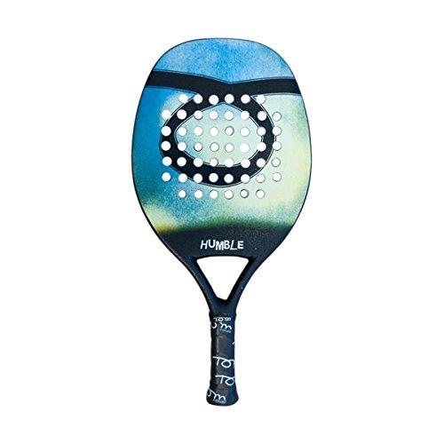 TOM CARUSO beach tennis racket HUMBLE base Racchetta