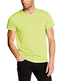 Clique Herren T-Shirts Neon