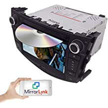 Hizpo Car in Dash Radio for Toyota RAV4 2006 2007 2008 2009 2010 2011 2012 7