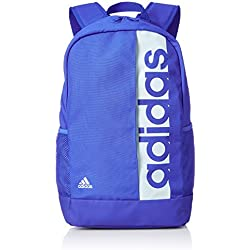 Adidas Lin Per Bp, Mochila Unisex Adulto, Azul (Azalre/Tinazu/Tinazu), Talla única