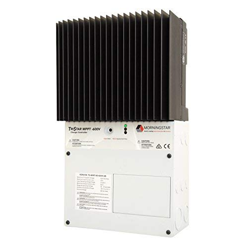 Morningstar Tristar 60A MPPT Solarladeregler 600V Solarpanel für Solar-, Wind oder Hydro netzferne Anwendungen