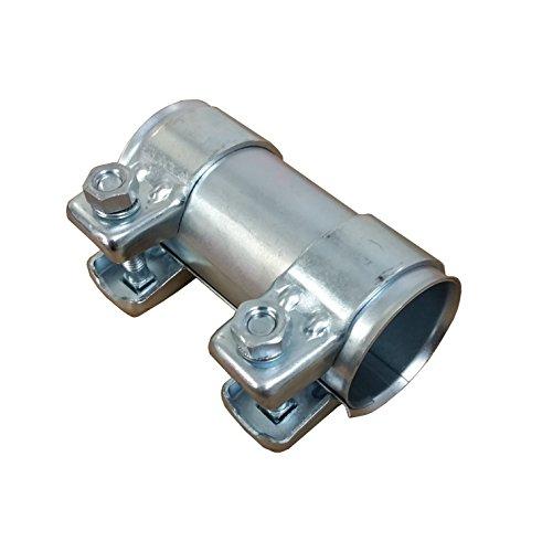 Auspuff Schelle Universal Verbinder Ø 40 mm x 90 mm