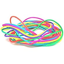 creafirm – 30 m hilo de nylon 1 mm, multicolor