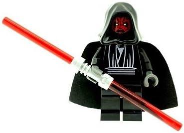 LEGO STAR WARS Minifigur Darth Darth Darth Maul   Rouge  double lightsaber ( 7101 7151 7663 3340) | Outlet  fdb3d6