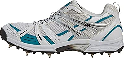 Gunn & Moore Six 6pinchos Cricket zapatos calzado deportivo cordones para zapatillas