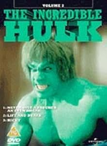 The Incredible Hulk Vol.2 [DVD] [1978]