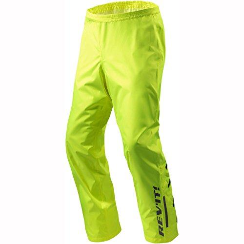 REV'IT Acid H2O Pantalones - M, Alta Visibilidad
