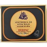 HERPAC - VENTRESCA DE ATUN ROJO EN AC. OLIVA 320 GR