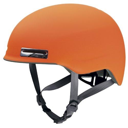 SMITH OPTICS Fahrrad Bike Helm Maze Bike Matte Neon Orange Gr.L NEU (Gr.59-63cm)