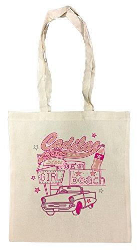 cadillac-50s-bolsa-de-compras-de-algodon-reutilizable-cotton-shopping-bag-reusable