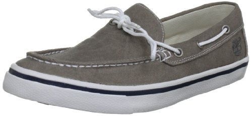 Timberland Hookset Oxford One Eye Boat Shoe, Chaussures homme Marron - Braun (Taupe)
