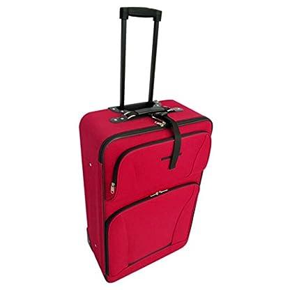 vidaXL-5-TLG-Trolley-Set-Kofferset-Koffer-REISEKOFFER-HANDGEPCK-BORDGEPCK-Trolly