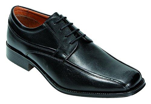 klondike-scarpe-stringate-uomo-nero-schwarz-extraweit-nero-schwarz-extraweit-44