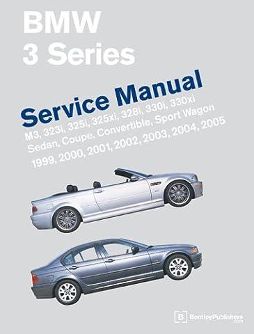 BMW 3 Series (E46): Service Manual : M3, 323i, 323Ci,