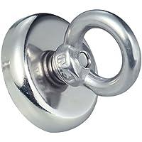 Aimant Neodyme, Aitsite 32mm Aimant Puissant 35kg force de traction aimant puissant rond magnétique néodyme