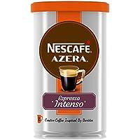 NESCAFÉ Café Azera Espresso Intenso Soluble | Lata de aluminio | Paquete de 6 Latas x 100 gr de café - Total: 600 gr