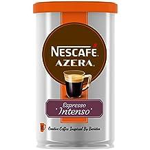 NESCAFÉ Azera Espresso Intenso Café Soluble | Lata de aluminio | Paquete de 6 Latas x