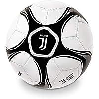 MONDO Novidea Pallone da Calcio Juventus in Cuoio Prodotto Ufficiale
