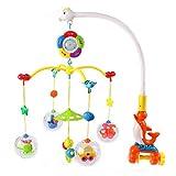 Baby Hängende Musik Mobile Cartoon Rassel Spielzeug von Wishtime
