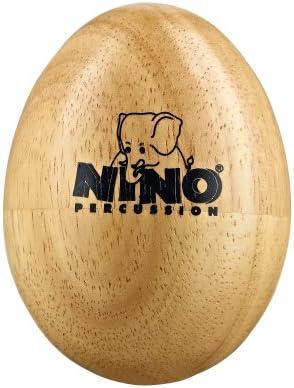Nino Percussion NINO563 - Shaker de madera