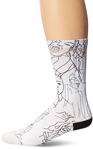 Stance - Calce Face Reserve Woman - White - S/M - 38,5/42, Stance