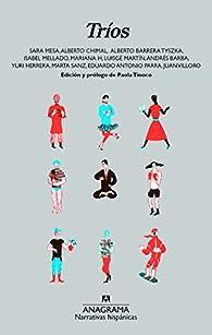 Tríos. Antología de cuentos par Paola Tinoco